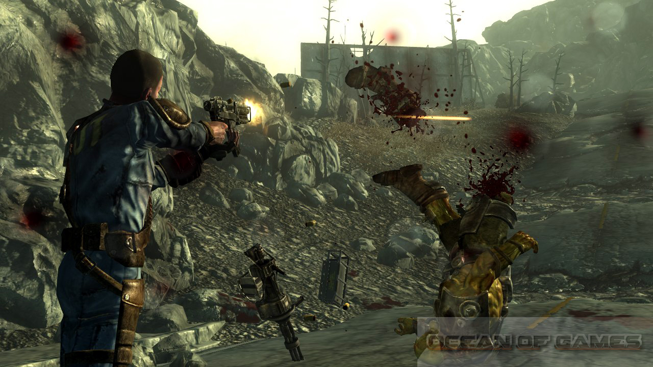 Fallout 3 Game of the Year Edition - Download - Free GoG PC Games