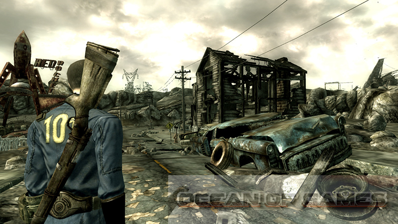 Fallout 3 Setup Free Download