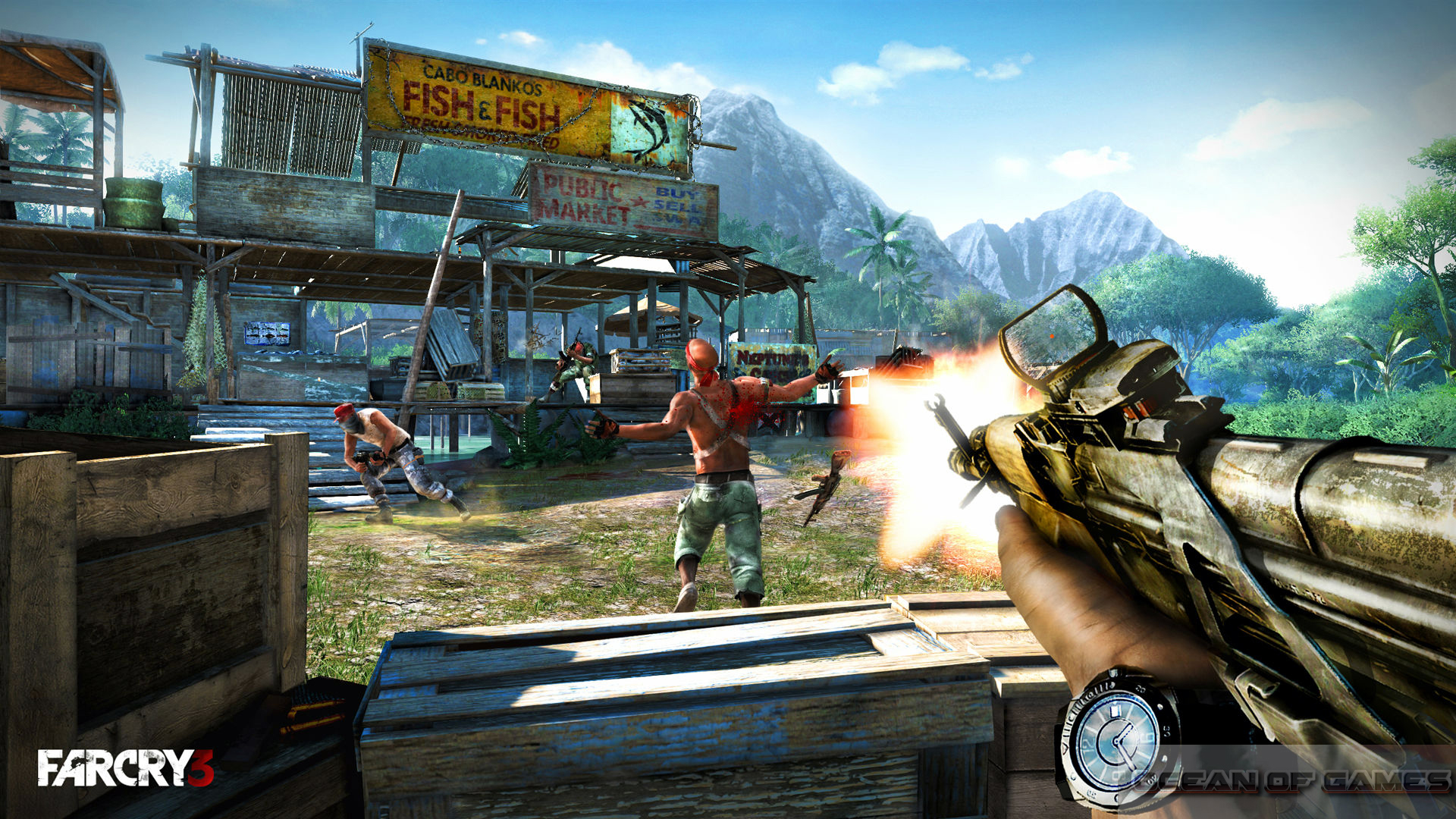 Far Cry 3 Setup Download For Free