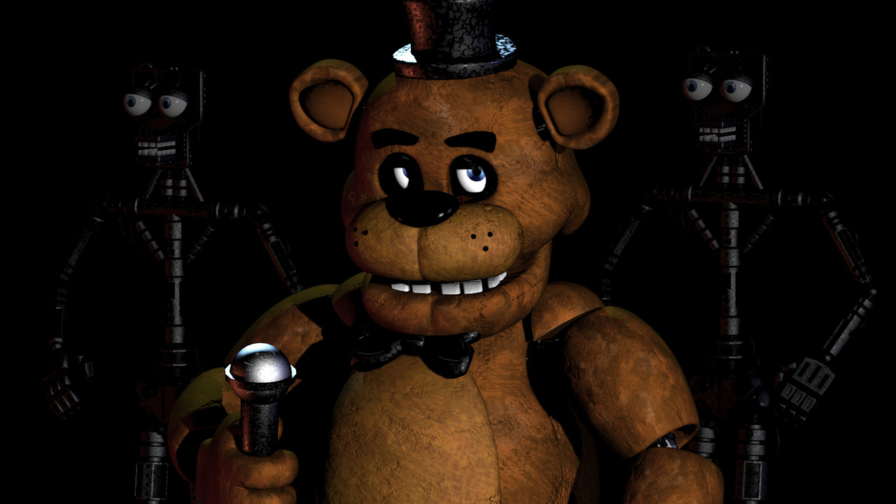 5 nights at freddy free play online