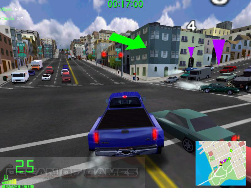 Midtown Madness 2 Setup Free Download