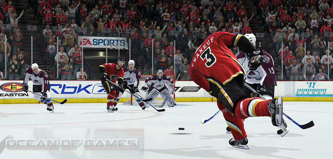 NHL 09 Setup Free Download