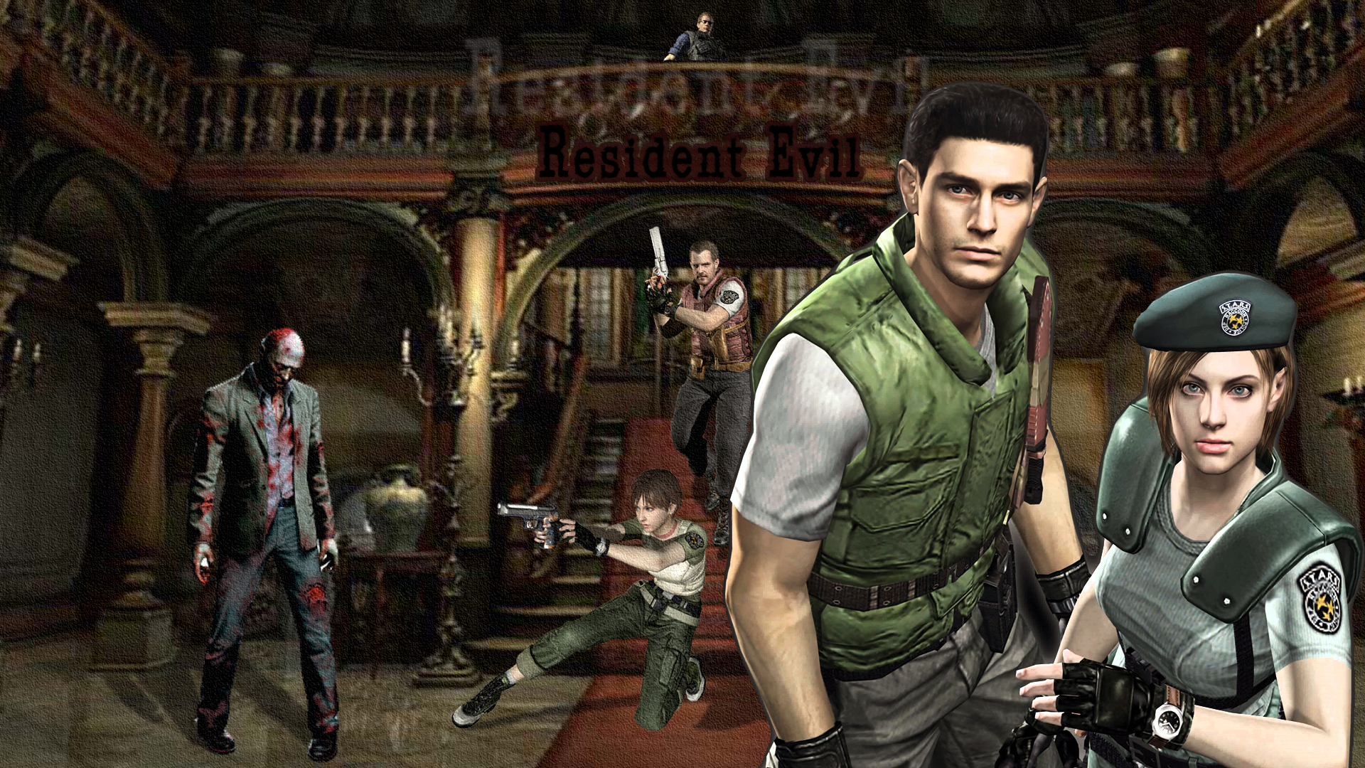 Resident-Evil-1-PC-Version