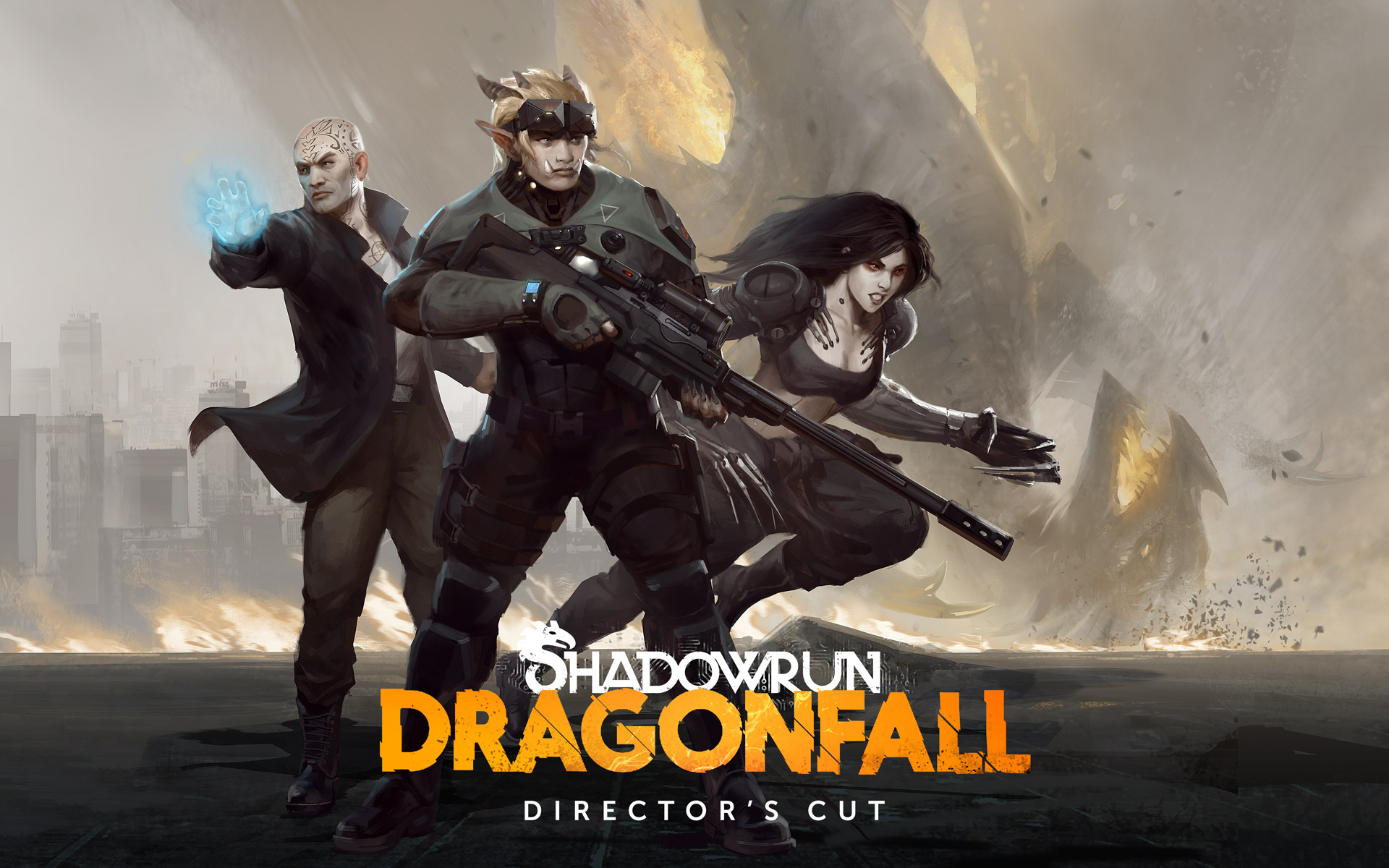 Shadowrun Dragonfall Directors Cut Free Download