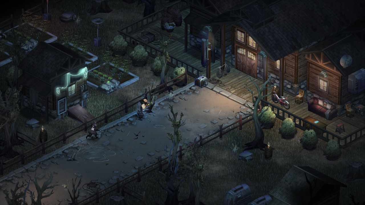 Shadowrun Dragonfall Directors Cut 2014 PC Game