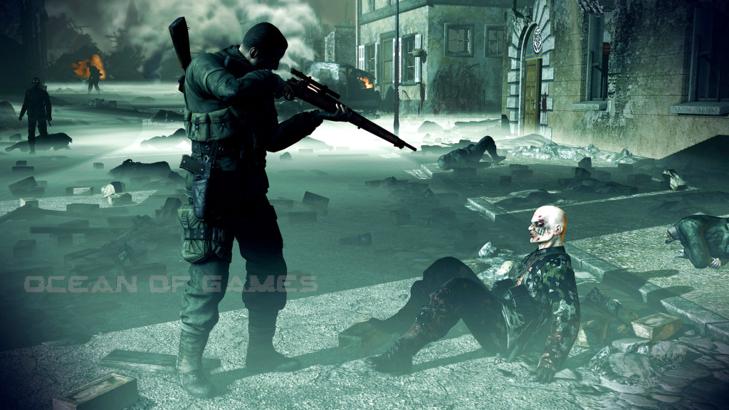 Sniper Elite Nazi Zombie Army 2 Highly Compressed