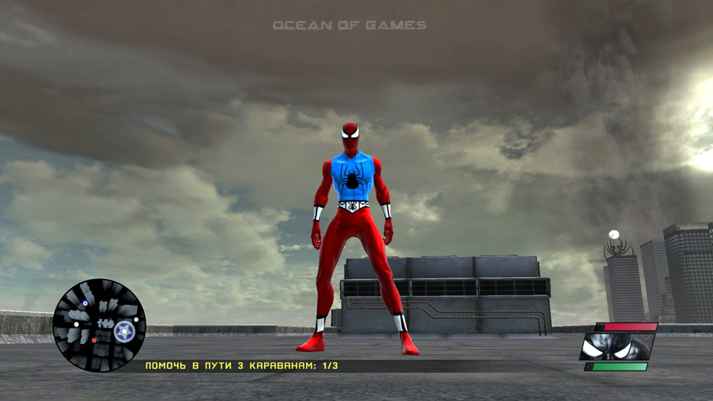 Spider man web of shadows free download ocean of games.