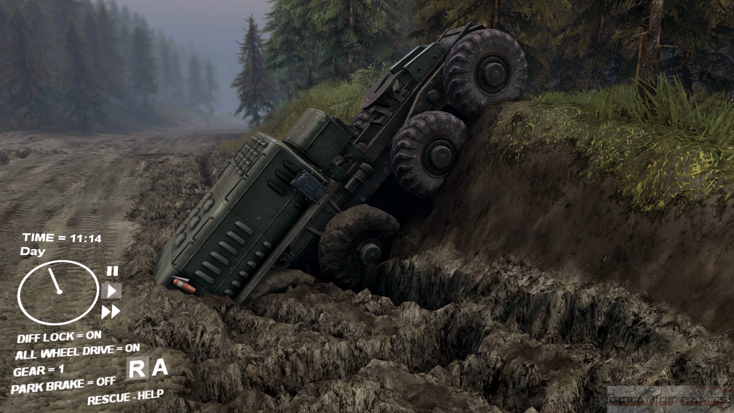 SpinTires Setup Free Download