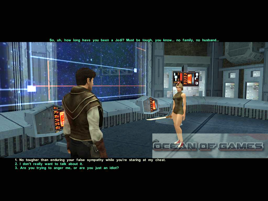 Star Wars Knights of The Old Republic 2 Setup Download for Free
