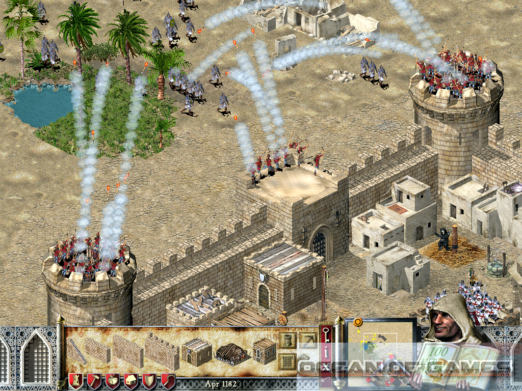 Stronghold Crusader Download For Free