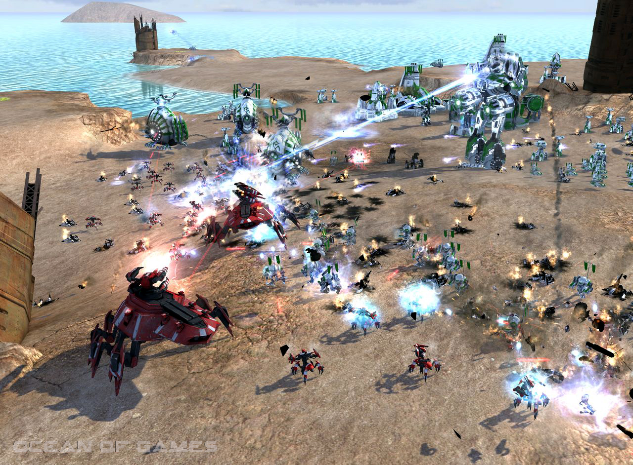 Supreme Commander 2 Download for Free