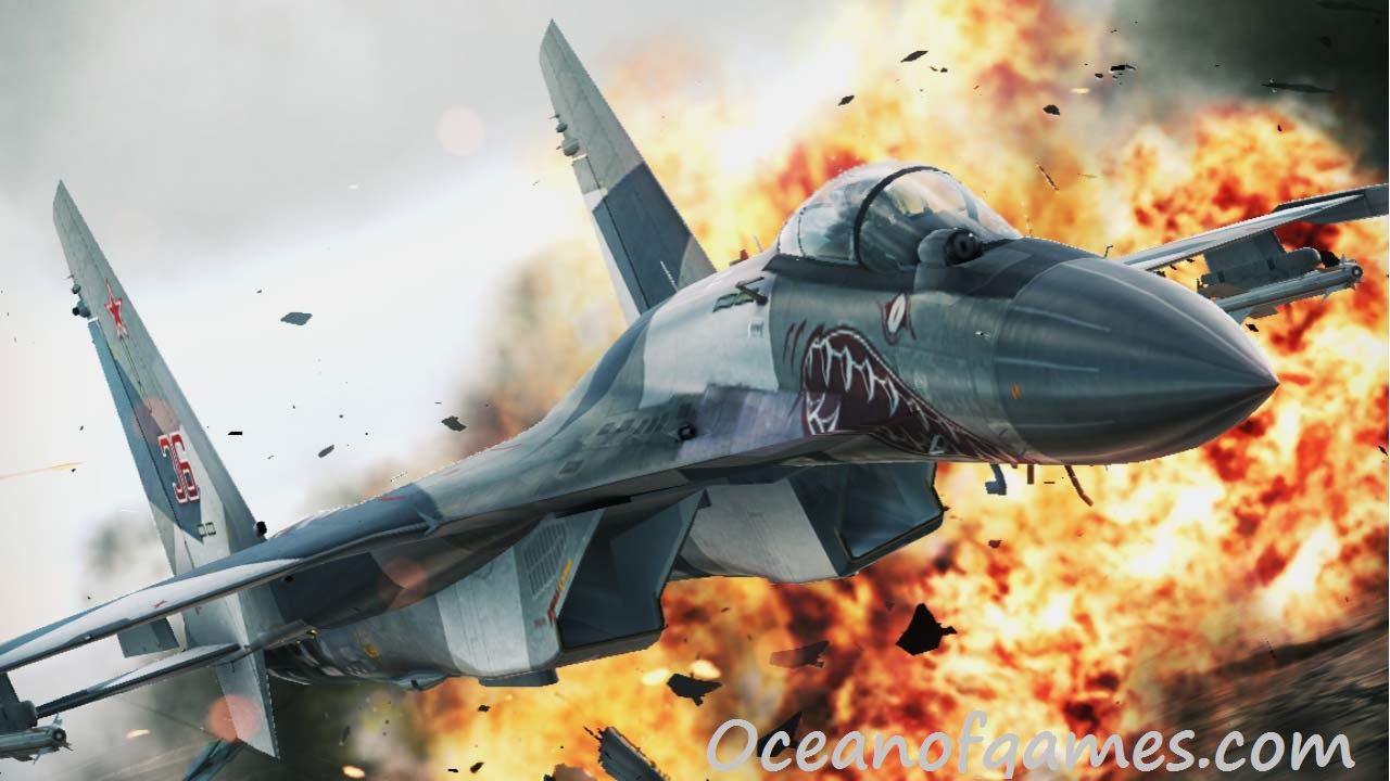 Ace Combat Assault Horizon Free