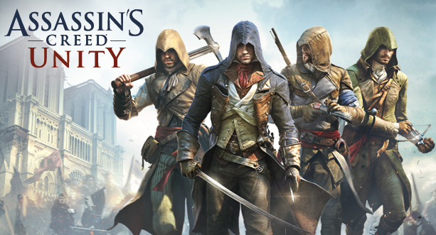 » Assassins Creed Unity AllGames4ME © 2014