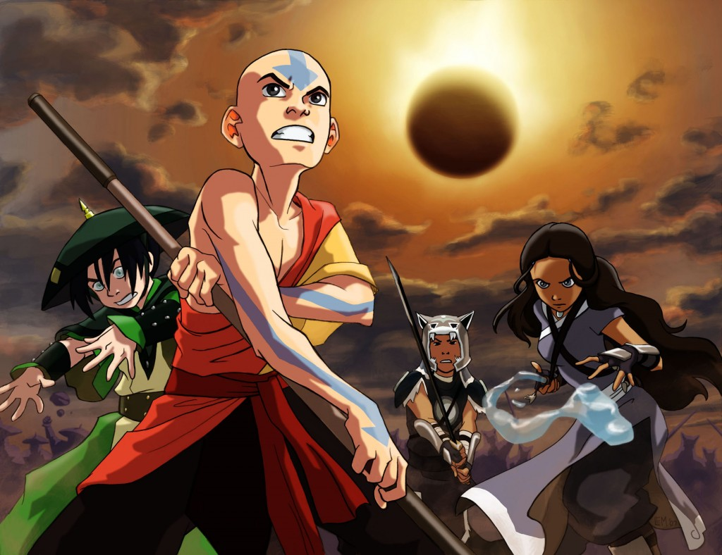 Avatar The Last Airbender PC Game Setup
