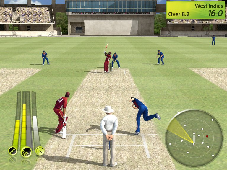 Brian Lara International Cricket 2007 Free Setup Download Brian Lara International Cricket Full Game PC Download