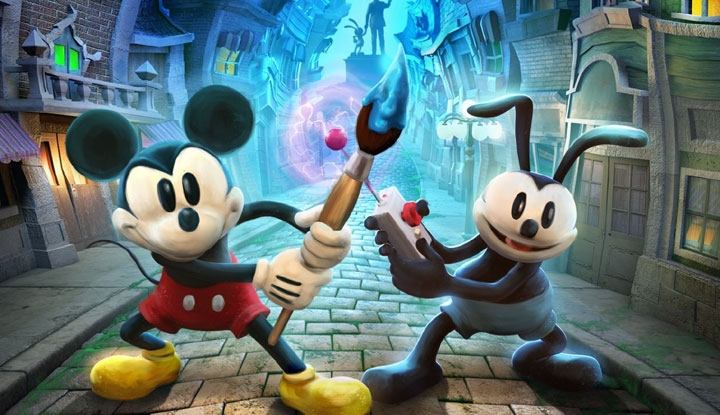 Free Download Epic Mickey 2 The Power Of Two 2012