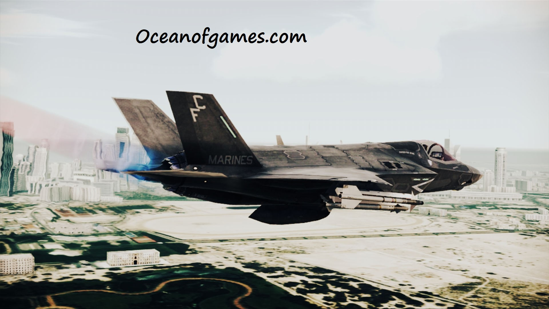Free Ace Combat Assault Horizon