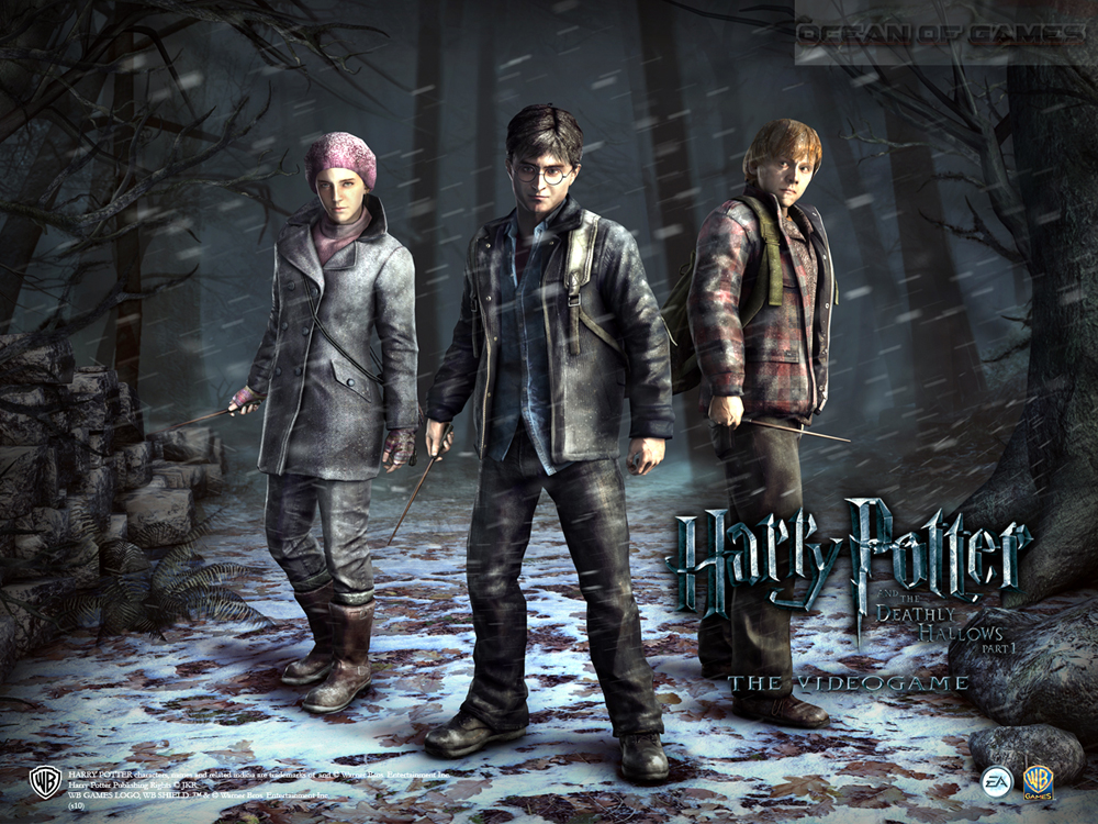 Harry Potter And The Deathly Hallows Part 1 Free PC Game