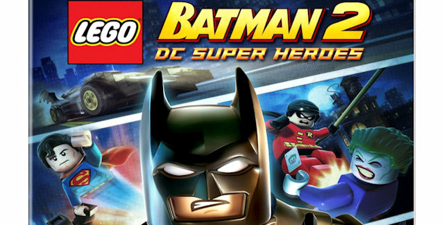 Lego Batman 2 DC Super Heroes Free Download