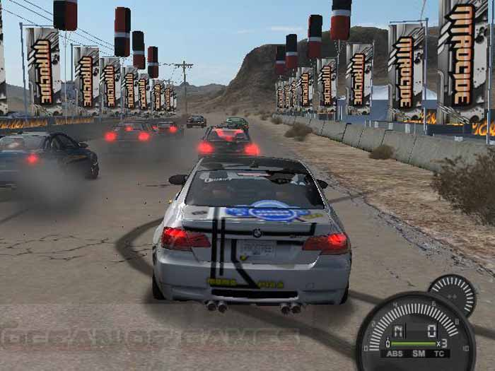 Need for Speed ProStreet Download for free