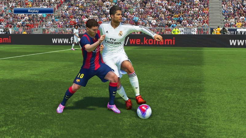 Download Gratis Pro Evolution Soccer 2015 For PC
