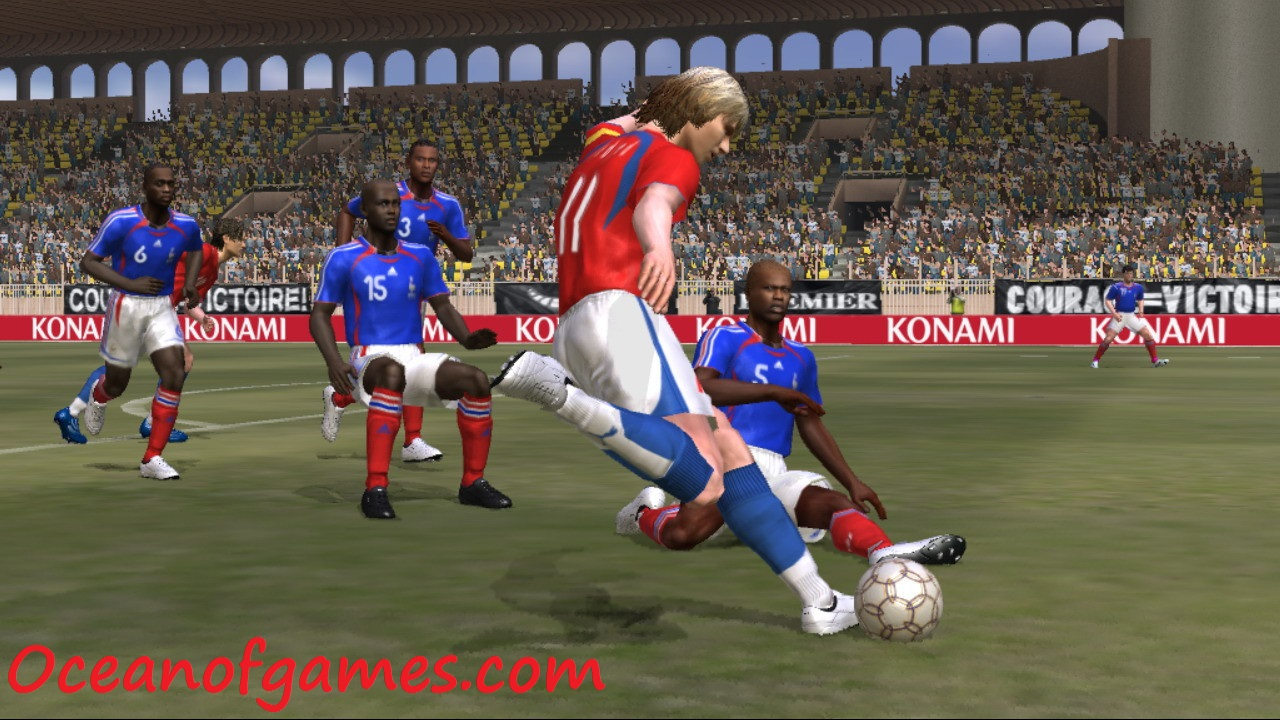 Pro Evolution Soccer 6 Download