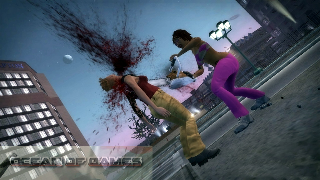 Saints Row 2 Features