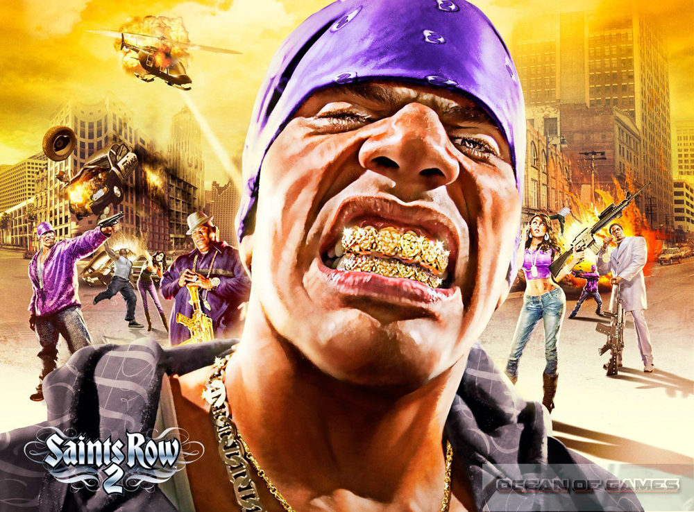 Saints Row 2 Setup Free Download