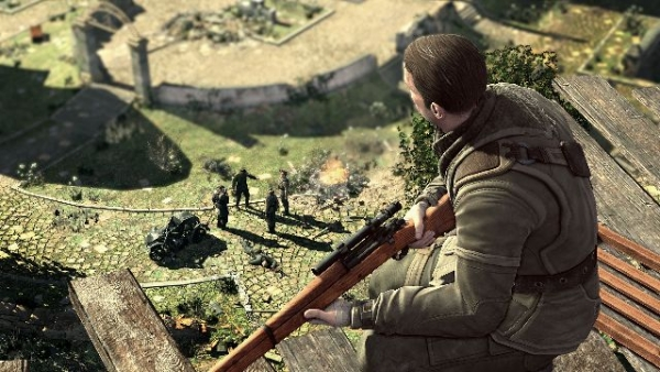 Sniper Elite V2 Free Download PC Game