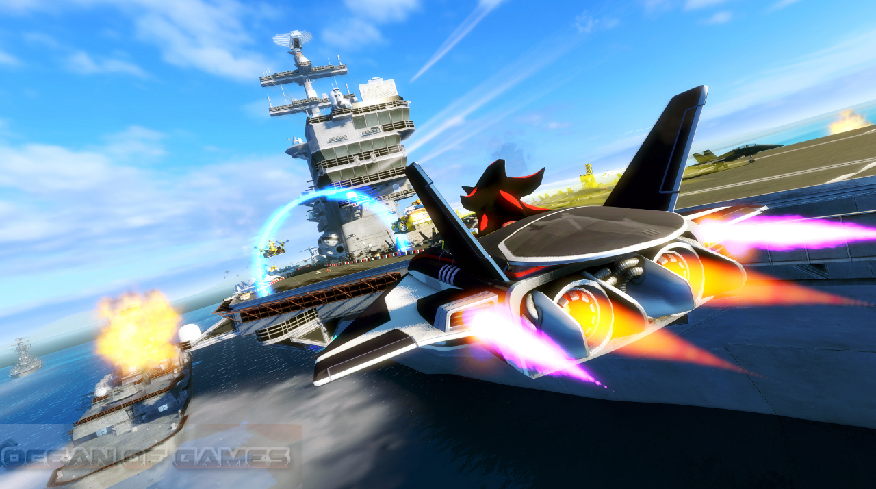 Sonic And All Stars Racing Transformed Setup Free Download