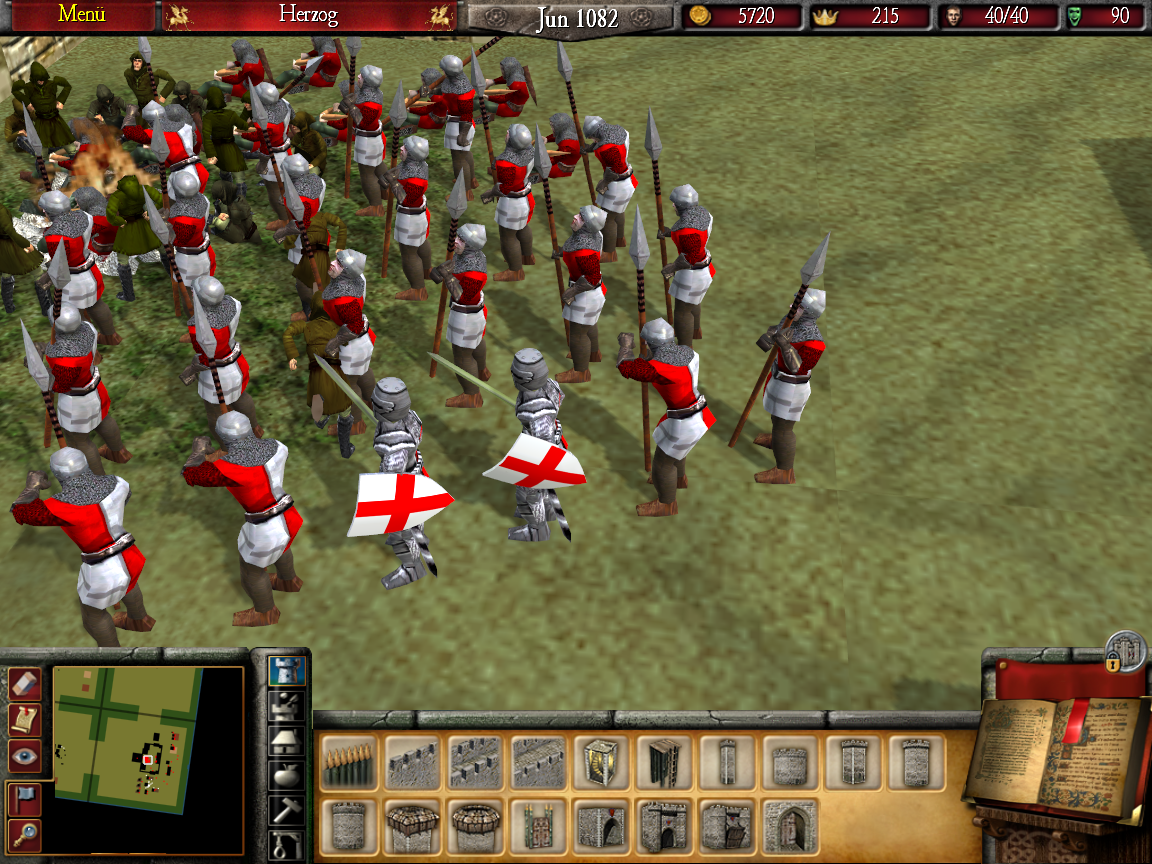 Stronghold Crusader - Free download and software reviews ...
