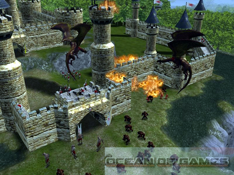 Stronghold Legends Download