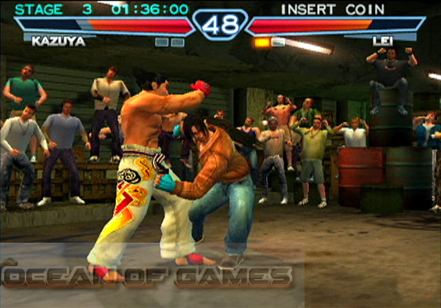 Tekken 4 Free Download - Ocean Of Games