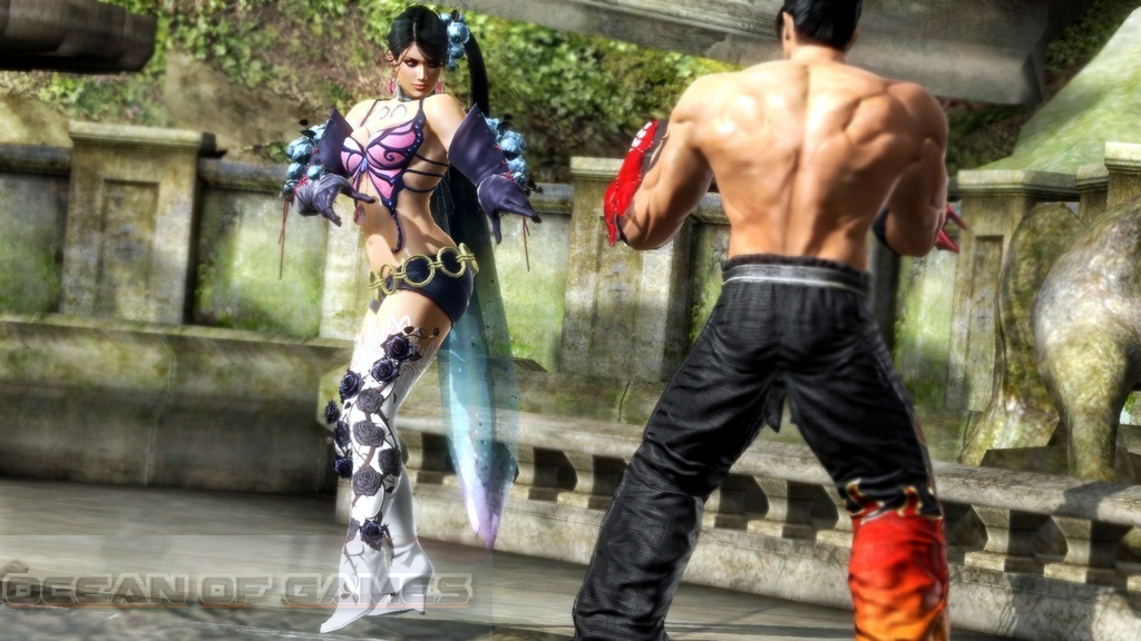 Tekken 6 PC Game Free Download - Ocean Of Games