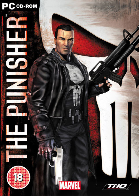 الكلاسيكيه Punisher 2018,2017 The-Punisher-Free-Do