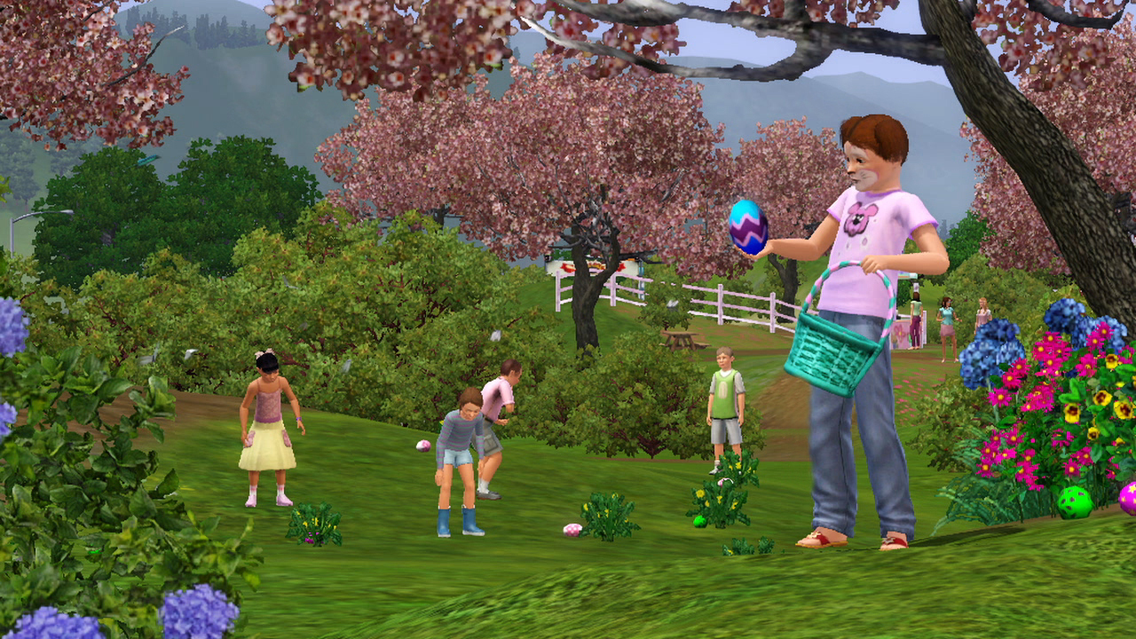 The Sims 3 Download - The Sims 3 Free Game PC