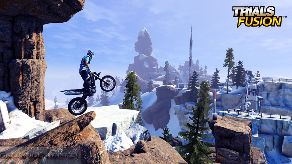 Trials Fusion PC Game