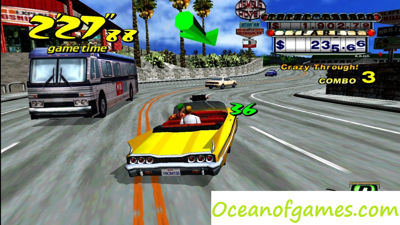 crazy taxi game free download full version for pc windows xp