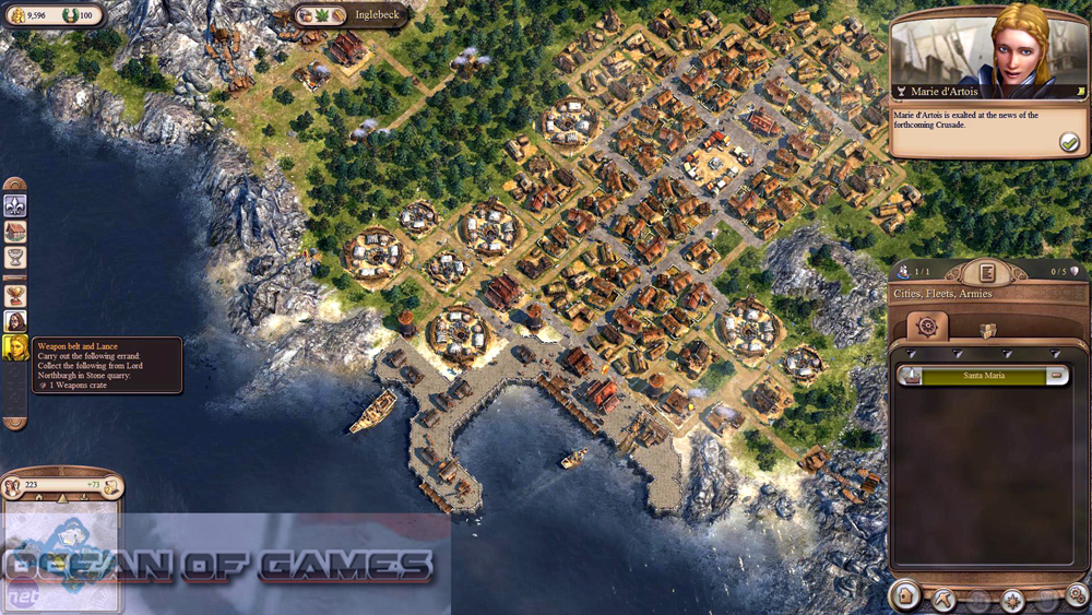 Anno 1404 Dawn Of Discovery Setup Free