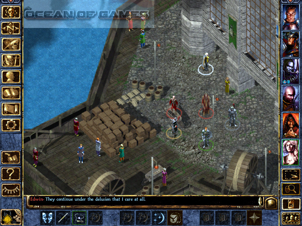 Baldur's Gate Features