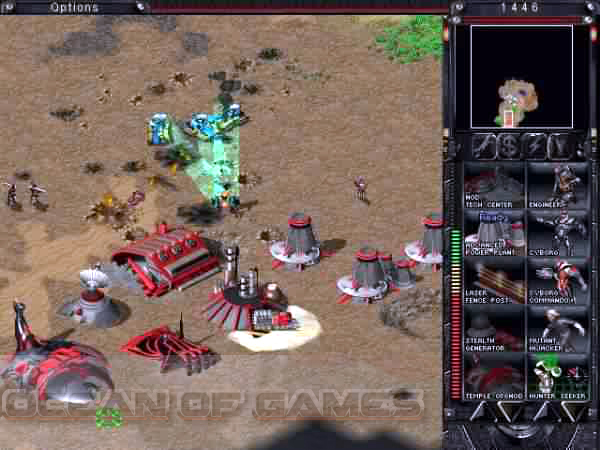 Command and Conquer Tiberian Sun Download For Free
