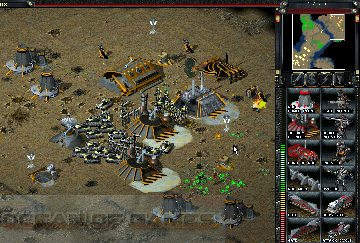 ea games tiberian sun download