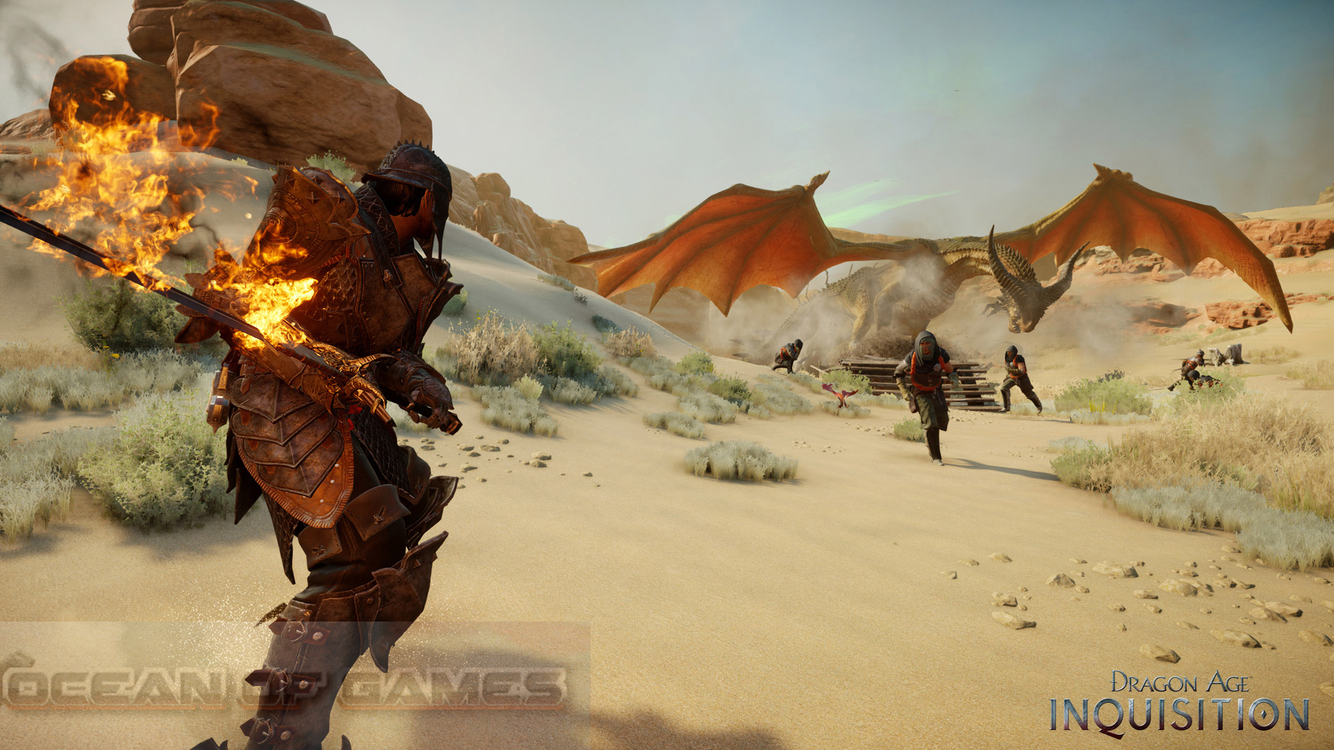 Dragon Age Inquisition Setup Free Download