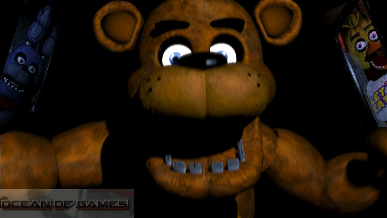 Five nights at freddy s fnaf page 1