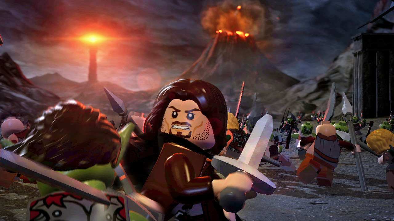 LEGO The Lord Of The Rings Free Download Full PC Game