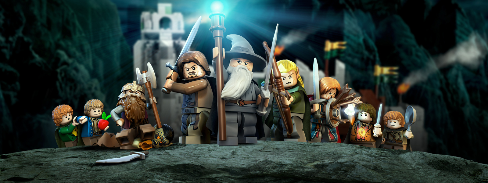 Free Play Mode? :: LEGO® The Lord of the Rings™ General ...