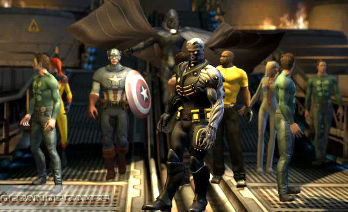 Marvel Ultimate Alliance Free Download
