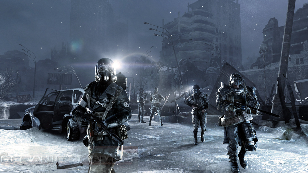 Metro 2033 Redux Download For Free