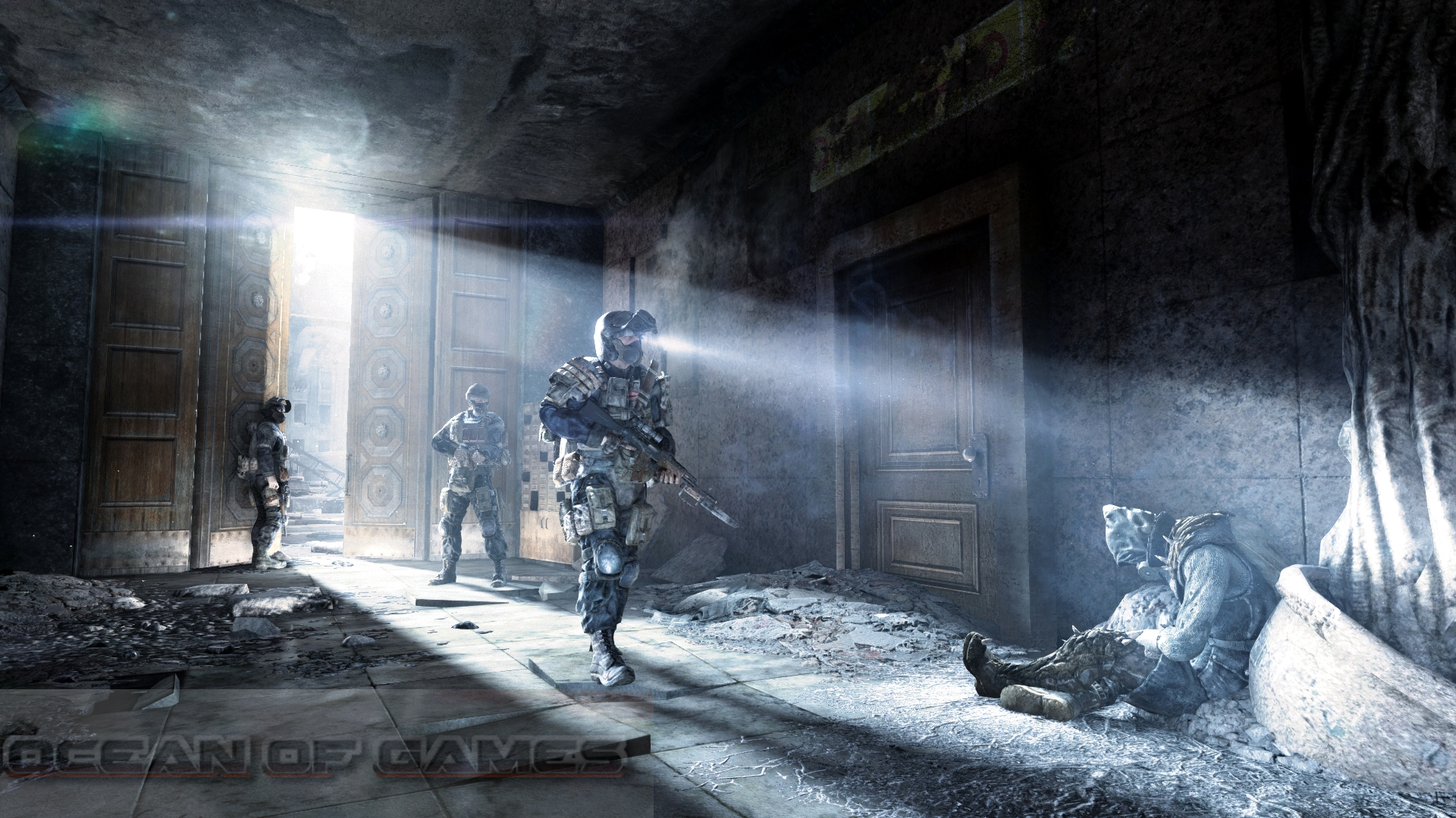 Metro 2033 Redux Features