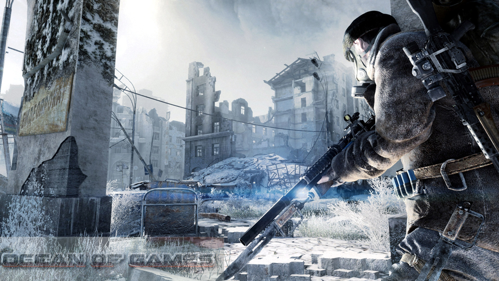 Metro 2033 Redux Setup Free Download